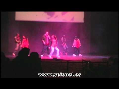 J.Swell  - Música y bailar - Isla Mágica (XXX GALA SEVILLA DANCE CENTER)