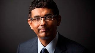Dinesh D'Souza Discusses Clintons, Corruption & His Own Incarceration