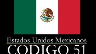 Mexico - Codigo 51