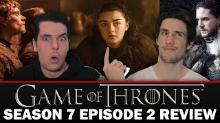 GAME OF THRONES: Season 7 Episode 2