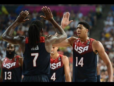 watch FIBA 2014 World Cup Quaterfinals Slovenia-USA HD