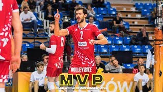 MVP of Club World Championship 2018 ● Aaron Russell | Trentino Volley