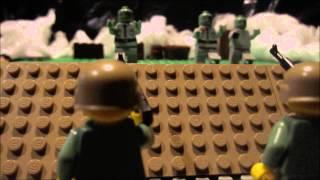 Lego Black ops 2 origins intro
