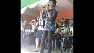 Niel Murillo sang Mahal na Mahal in full - Cebu Homecoming