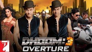 Dhoom:3 | Overture Instrumental | Jackie Shroff | Aamir Khan