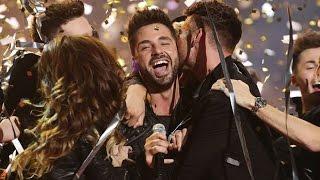 Winners of X Factor UK Compilation 2004 - 2014