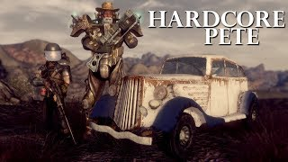 New Vegas Mods: Hardcore Pete's Magical Adventure!
