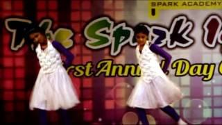 spark academy velachery jazz dance girls