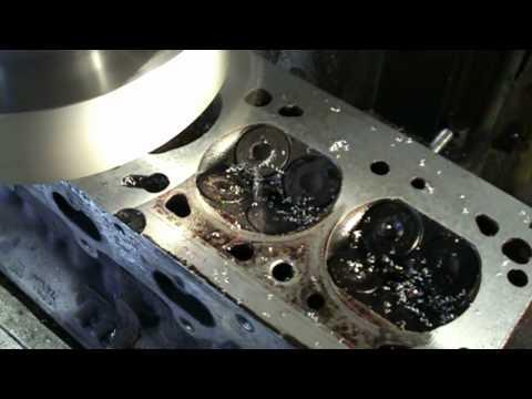 Opel Vectra head resurfacing