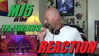 MJ5 At The ITA Awards - Reaction