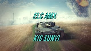 World of tanks Krzysztof_Rybnik AMX ELC bis By cleverland