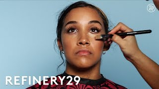 I Got Transformed Into Cardi B | Beauty Evolution | Refinery29