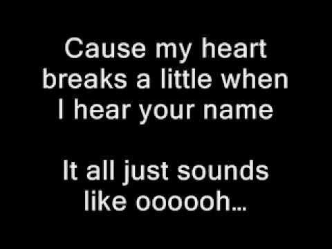 Bruno Mars When I Was Your Man lyrics