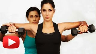 What's Katrina Kaif's Favorite Exercise ? WATCH NOW