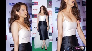 Kangana Ranaut Goes BOLD In Deep Cleavage Outfit