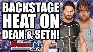 WWE Vs GFW! Backstage HEAT On Seth Rollins & Dean Ambrose!   WrestleTalk News July 2017