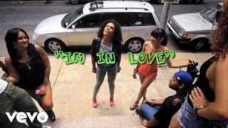 LOCO NINJA - Im In Love ft. Lumidee & Carmen Beretta