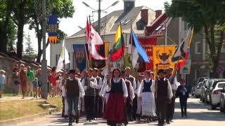 Šv. Antano atlaidų ir Kretingos miesto šventės 2018 akimirkos