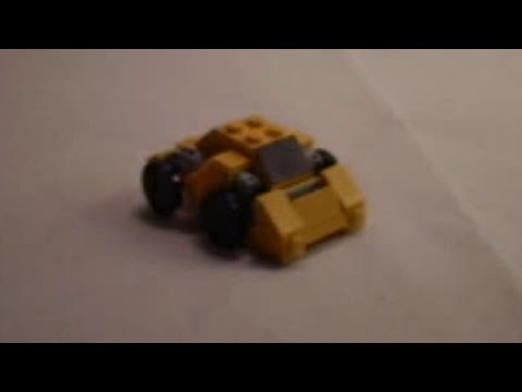 Как сделать из лего трансформера мини бамблби видео