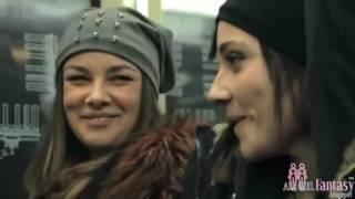 Lesbian Tv shows 2016 - Anni and Jasmin - Anni seduces Jasmin w/  English subtitles