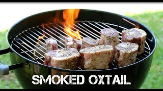 Smoked Oxtail Recipe - How to make Oxtail - International Cuisines