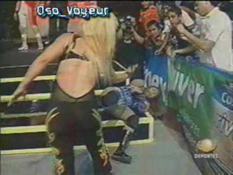 Luchadora SexyStar