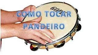 APRENDA A TOCAR PANDEIRO
