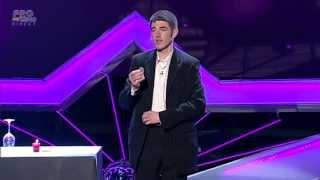 Andronachi Andrei, Romanii au Talent semifinala 4, 26 aprilie 2013, HD