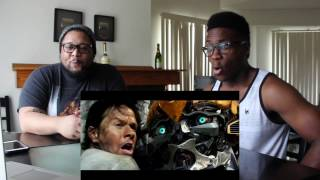 Transformers: The Last Knight | Trailer REACTION!!!!