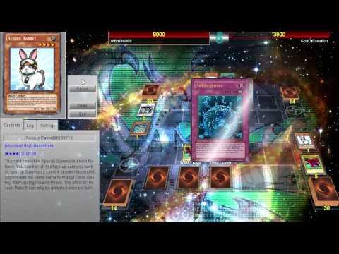 YuGiOh ماكرو رابت ضد مورميدز Macro Rabbit VS Mermaids