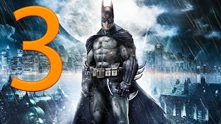 Batman Arkham Asylum Walkthrough Part 3 [1080p HD] - No Commentary