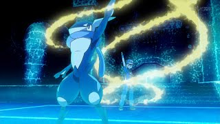 Ash vs Wulfric [FULL REMATCH] - Pokemon XY&Z Episode 29 [HD]
