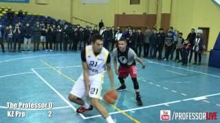 The Professor vs Kazakhstan Pro