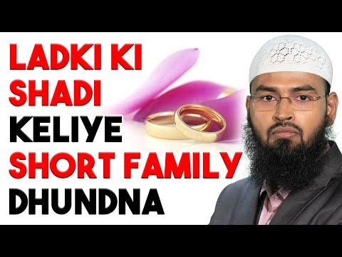 FUNNY - Aaj Log Shadi Me ladki Ko Short Family Dhund Kar Dete Hai By Adv. Faiz Syed