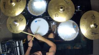 Led Zeppelin - Rock and Roll (drum cover)