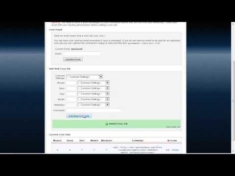 WP All Import - Scheduling An Import Using Cron Jobs - WordPress XML & CSV Import Plugin