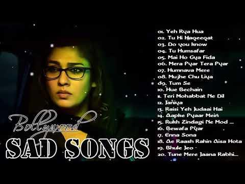 TOP 20 SUPERHITS HEART BROKEN BOLLYWOOD HINDI SAD SONGS DECEMBER 2018 💔 New Hindi Sad Song 2018   Y