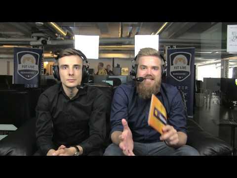 Elgiganten FUT Live #1 - Fredberg vs. Kongen