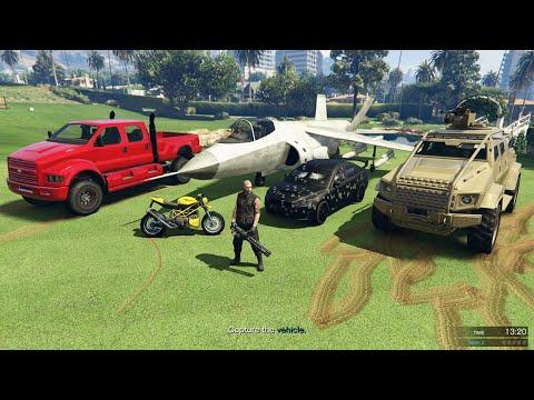 Grand Theft Auto Prison Break Heist