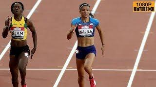 Women's 200m at Athletics World Cup 2018