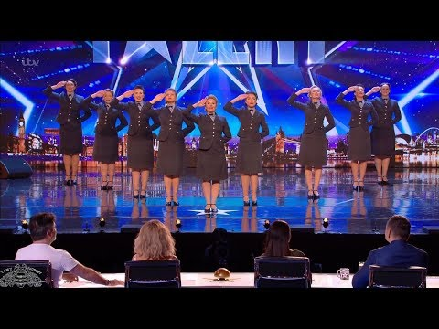 Britain s Got Talent 2018 D Day Darlings Choir Full Audition S12E04