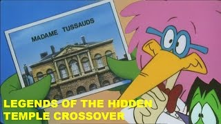 Legends of the Hidden Temple Crossovers - Madame Tussaud (Count Duckula)