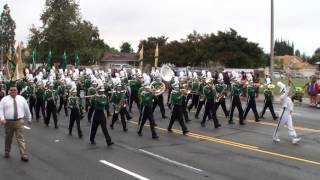 Moore MS - Zacatecas March - 2012 Riverside King Band Review