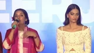 Neerja Trailer Launch Event   Sonam Kapoor   Directed By Ram Madhvani   Full Uncut Event