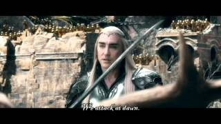 Thranduil and the Gems of Lasgalen