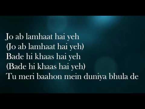 DARKHAAST Song With Lyrics | SHIVAAY | Arijit Singh & Sunidhi Chauhan | Ajay Devgn