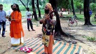 Lal Paharir Deshe Ja (At Santiniketan Khoai Nodir Mela)
