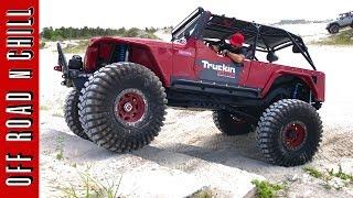 Jeep Wrangler JK vs TJ vs LJ vs Cherokee XJ Off Road