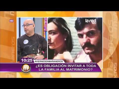 Andrea Dellacasa afirma que asistirá a la boda de Janis Pope