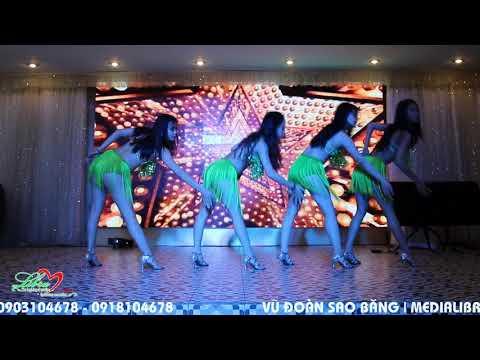 Xxx Mp4 SEXY DANCE VŨ ĐOÀN SAO BĂNG MEDIALIBRA VN 0903104678 0918104678 3gp Sex